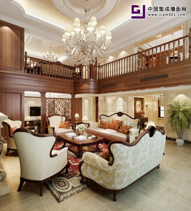 福精特集成墙面之欧式古典豪华设计