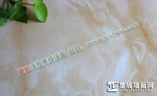 晨阳饰家微晶石集成墙面样品花形展示——石纹系列01