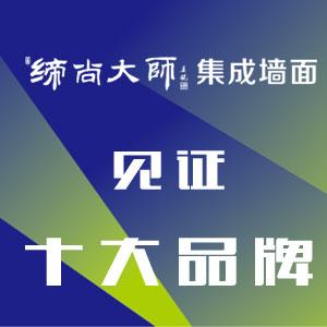 Hi新十年!见证十大品牌——缔尚大师集成墙面