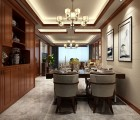 三一阳光顶墙一体化餐厅及工程案例效果图 (5)