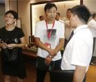 广州建材展:鼎美最新力作 引领行业风向标—展会现场