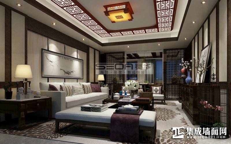 3-中式客餐厅