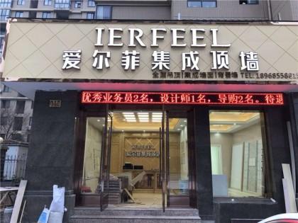 爱尔菲集成顶墙浙江仙居专卖店