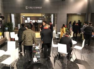 北京建博会:墙·再设计 柜·再创新,云时代开启家居新时代—展会现场