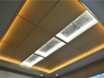 新中式吊顶