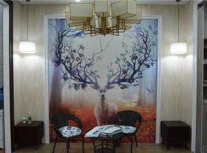北京建博会:艾莱特无缝墙板刮起室内环保革命之风—产品赏析