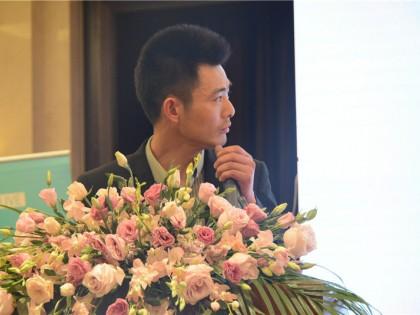 制造部部长翟兆磊先生