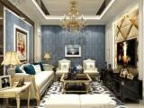 杜森精装墙顶-欧式客厅