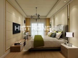 海创顶墙集成卧室装修效果图 10种风格卧室墙面装修案例