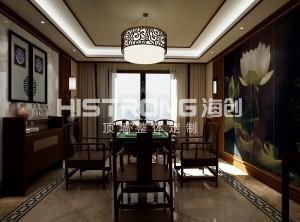 海创集成墙面餐厅装修效果图 各种风格餐厅装修案例