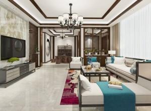 艾莱特集成家居全屋整装效果图,最新中式风格装修案例