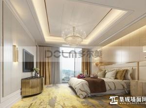 多尔美全屋整装卧室系列效果图