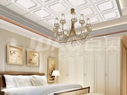 巨奥全铝顶墙卧室系列