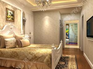 几款极品欧式风格卧室装修效果图,卧室装修效果图