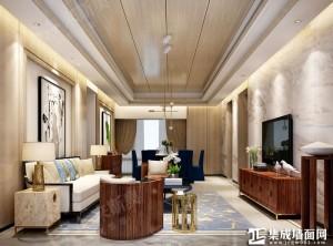 来斯奥集成墙面客厅系列装修风格赏析