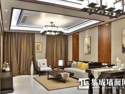 鼎美顶墙集成中式古典风格-客厅