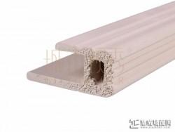 城市领秀竹木纤维集成墙面-包边线
