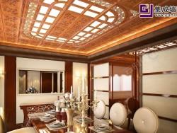 云时代全屋整装-中式餐厅系列