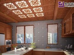 云时代全屋整装-中式厨房系列