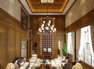 欧美风格全屋装修效果图,美赫顶墙欧式风装修案例