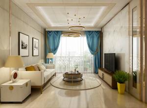 世纪豪门8款现代风格的客厅吊顶装修案例