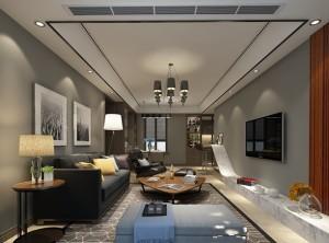 招财鱼客厅顶墙系列装修图,欧式客厅装修效果图