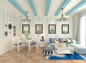 美而雅顶墙集成6款风格不同的吊顶墙面装修效果图 (6)