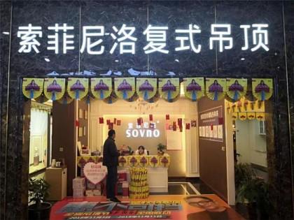 索菲尼洛复式吊顶贵州毕节市专卖