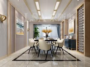 来斯奥顶墙集成2018最新餐厅装修实景图赏析