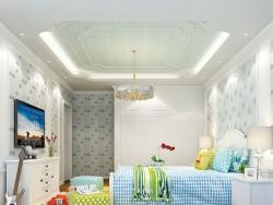 览胜铝集成墙面现代卧室系列