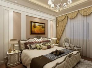 欧派金典卧室墙面装修效果图,卧室装修案例