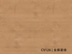 缤谷之光墙纸纹系列-金藤曼绕