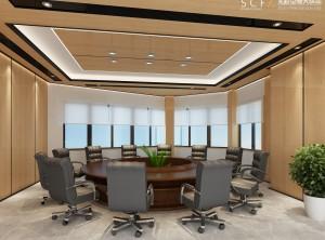 先超顶墙工装效果图赏析,办公室装修图