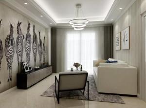 高牌集成墙面现代风客厅装修效果图,都市系列产品图
