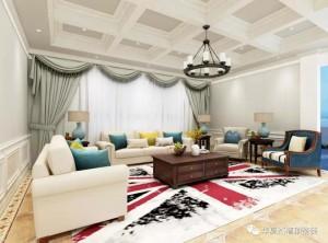 华夏杰墙顶整装轻松装新家,现代简约全屋装修效果图