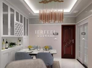爱尔菲顶墙集成餐厅篇,餐厅装修效果图赏析