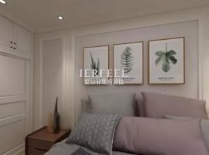 爱尔菲集成顶墙卧室篇,现代简约卧室装修效果图