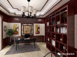 艾格木精装墙顶书房各风格装修图,效果惊呆小伙伴!