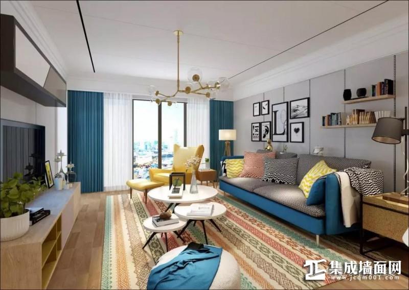 华夏杰墙顶整装各种卧室客厅背景墙装修图