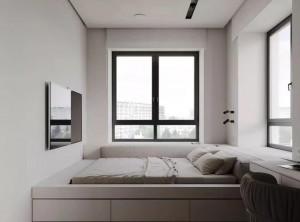 2019最新现代简约的卧室顶墙装修图