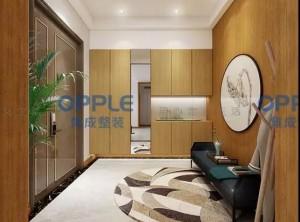 OPPLE集成整装中式风全屋墙面装修图,时髦的中式情怀