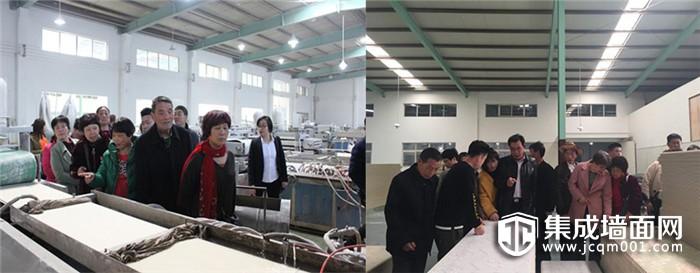 海创开展厂购会带领顾客参观和体验产品