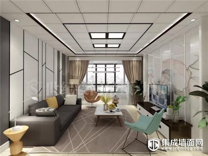 世纪豪门吊顶提升空间品味,凸显生活质感