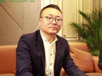 北京建博会:艾格木精装墙顶总经理丁博采访视频