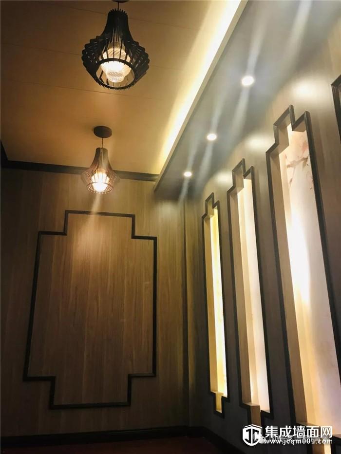 打造舒适的家,顶美家集成墙面为您实现