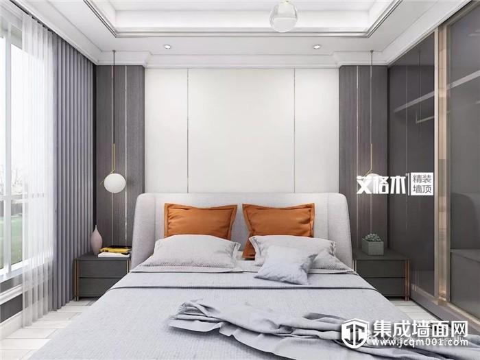 艾格木128平简约三居室这样装,你满意吗?