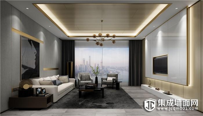 跟着楚楚顶墙这样做家居照明 让空间更添深度!