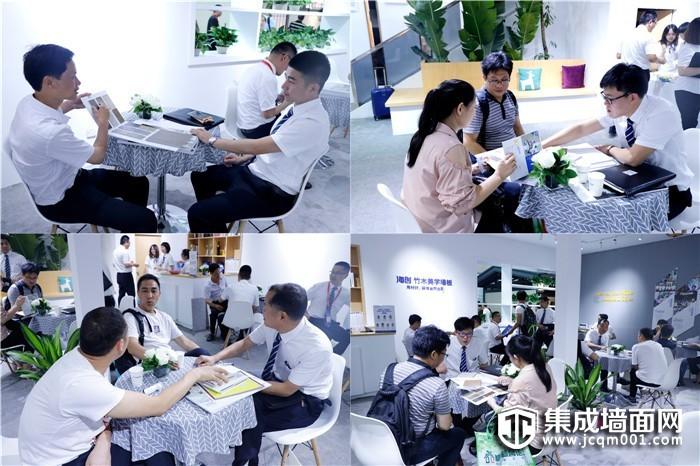 【广州展专访】海创朱飞飞:紧抓产品质量,迎合当下消费需求,赢在未来!
