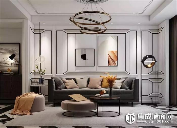 恋舍空间集成墙面 让你怦然心动的美好家居生活!