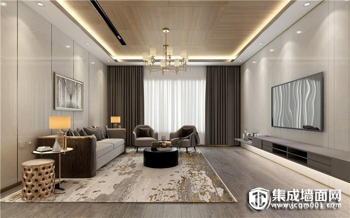 楚楚打造温馨自然的家,带你欣赏木色的意境之美